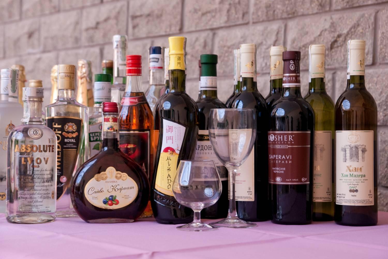Современные алкогольные конкурсы
